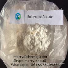 Muscle Growth Steroid Powder Boldenone Acetate para la pérdida de grasa 2363-59-9