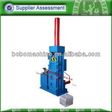 hydraulic baler for scrap aluminum