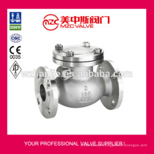 ANSI 150LB Stainless Steel Swing Check Valve
