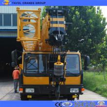 Fabricação móvel do guindaste do caminhão de Tavol 20t da maquinaria de construção da eficiência elevada de China