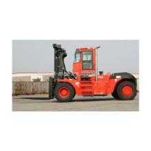 Empilhadeira diesel de uma empilhadeira resistente de 20 toneladas