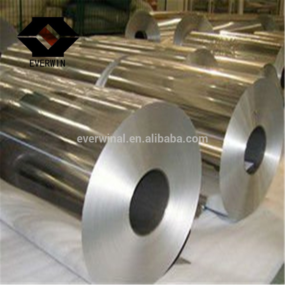 10micron thickness aluminium foil for food packing