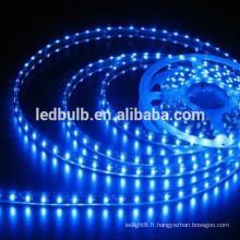 CE et RoHS approuvé smd 3528 rgb led strip light