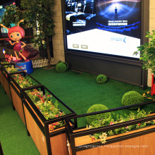 High quality easy putting garden indoor synthetic grass artificial surface