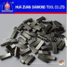 25-350mm renforcent les segments de bit de noyau concret à vendre