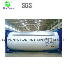 24.3m3 Capacity ISO Tank Container