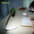 Lâmpada de leitura recarregável da proteção ocular do impacto de USB com CE / FCC / ROHS