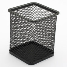 Black Mesh Pen Holder