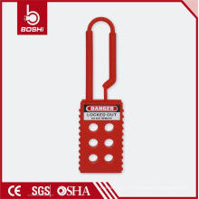 Diamètre non conducteur 7mm Nylon Lockout Hasp (BD-K41)