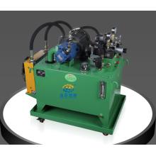 Lightweight electric hydraulic pump