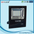 Preço de Fábrica de Ningbo 100w levou luz de inundação ip65 impermeável alto Lumen Reflector Ipad Led Floodlight