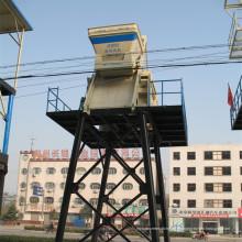 Máquina del mezclador concreto Js1000 (40-50m3 / h) con la elevación