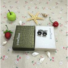 Boîte cadeau en papier pince à cravate