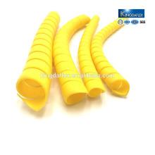 гибкий износостойкий пластик гидравлические машины sprial шланг протектор
