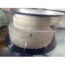 Embalagem de fibra de Ramie com impregnação de PTFE