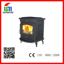 High quality freestanding cast iron wood stove