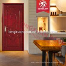 Paneles de la puerta de la cocina de melamina