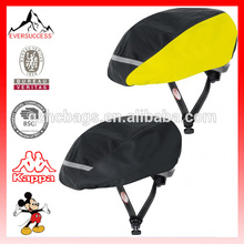 Waterproof Bicycle Helmet Rain Cover with Reflective Stripe