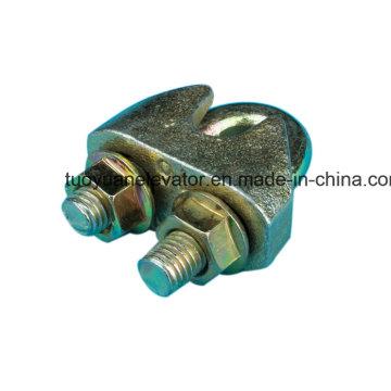 Clamp de rangement malléable DIN1142 pour matériel