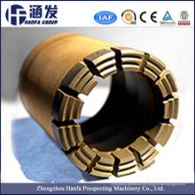 B / N / H / P Wire Line Triple Tube Core Barrel W / L3 Core Barrel Montage Bohrwerkzeuge