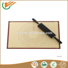 2015 Новый горячий продавая коврик силикона вышивки циновки силикона установленный размер 40 * 33cm