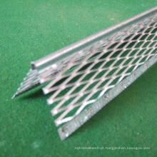 contas de canto de fibra de vidro 30 * 30mm 2.5m de comprimento