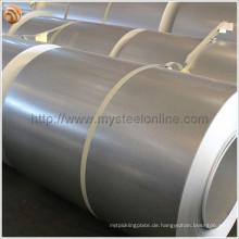 Zinkbeschichteter Stahl 0,5mm Dicke mit guter mechanischer Eigenschaft