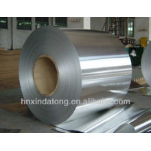DC or CC A1050,1060,3003, 5052, 5474,5083, 6061, 8011 aluminum coil for decoration, roofing, celling, gutter, curtain wall