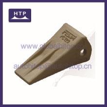 China peças de escavadeira da fábrica balde tipos de dentes PARA KOMATSU PC120