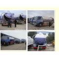 Dongfeng 10 Ton 10000L Vacuum Sewage Suction Truck