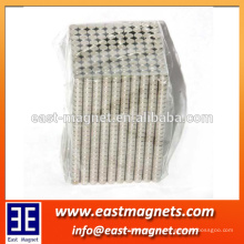 ndfeb magnet for daily Use in office/neodymium small magnet for electronic control door and window's equipment