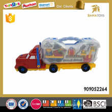 Toys for kids educational assembled container toy truck