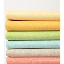 100% Leinenstoffe für Hotelbettwäsche / Hotelkissenbezug