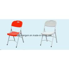 Venda de PEAD plástico dobrável cadeira quente de alta qualidade