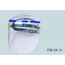 SPLASH-PROOF FACE SHIELD FM-2A-A