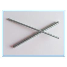 DIN976 Fil Rod / Thread Bar avec galvanisé