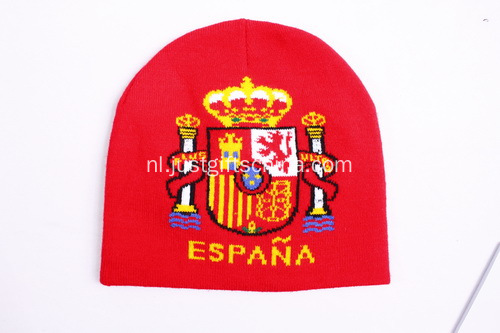 Aangepaste Sports Supporter Mutsen - Spanje