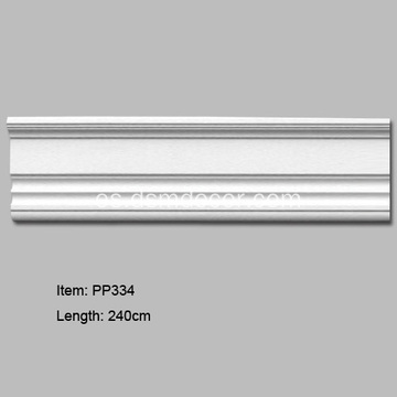 Silla Rail Panel Molding