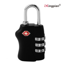 3 Digit Tsa Combination Code Lock for Luggage