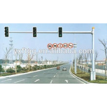 Hot Dip Galvanized Traffic signals post made in china