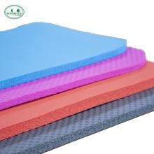 NBR-Material Umweltfreundliche, körperausrichtende Anti-Rutsch-Yogamatte