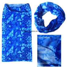 OEM Produce Customized Polyester Multifunctional Seamless Buff Headband Bandana