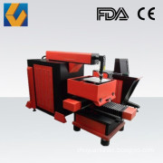 600W YAG Laser Cutting Machine for Aluminium/Stainless Steel/Carbon Steel/Copper
