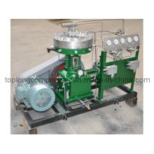 Oxydant cryogénique sans oxygène à l'huile d'azote Embrayage par argon à l'azote Compresseur Booster (Gl1-20 / 15-200)