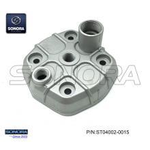 DERBI SENDA CYLINDER HEAD ancien modèle pour cylindre de 40MM (P / N: ST04002-0015) Qualité supérieure