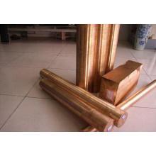 Barre en cuivre chromée C18200 / C18100