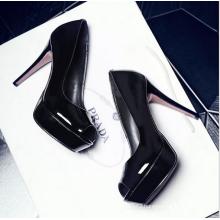 pee toe lady pumps shoes women shoes high heels