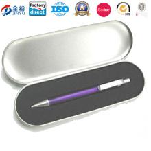 Tambor de óleo em forma de design personalizado pen holder para promoção