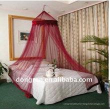 Tente à canopée circulaire nouvelle moustiquaire style