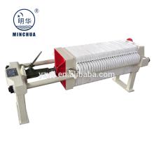 320 Prensa de filtro de alta calidad, filtro para aceite de girasol